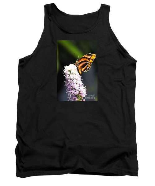 Butterfly 2 Tank Top by Tom Prendergast