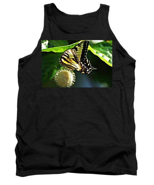 Butterfly 4 Tank Top