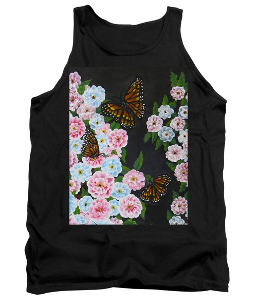 Butterfly Beauty Tank Top
