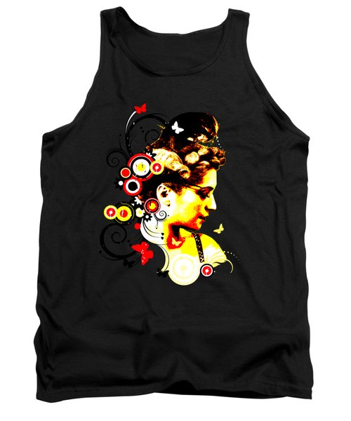 Butterfly Enchantment Tank Top