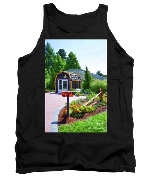 Butterfly House 1 Tank Top