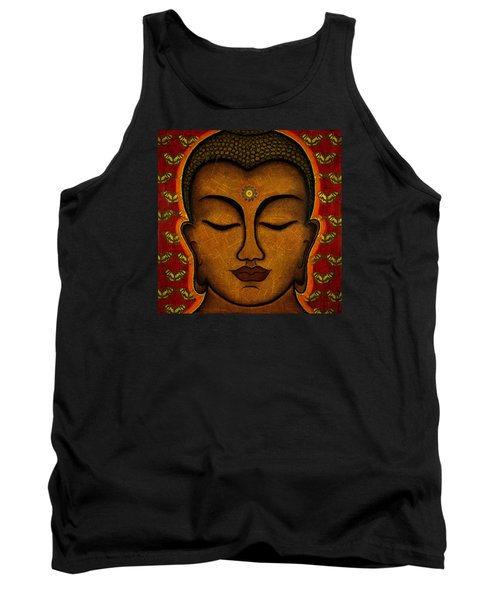 Tank Top featuring the mixed media Butterfly Invocation by Gloria Rothrock