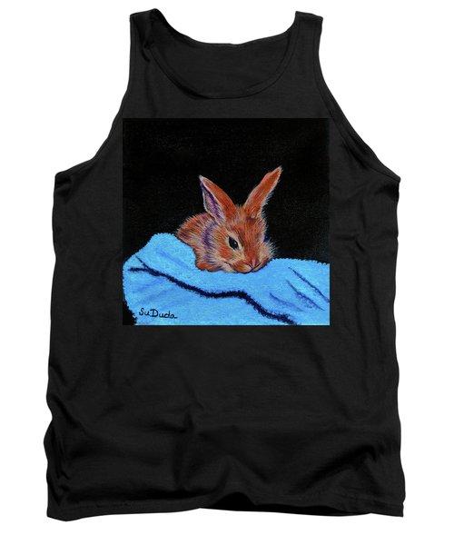 Butterscotch Bunny Tank Top