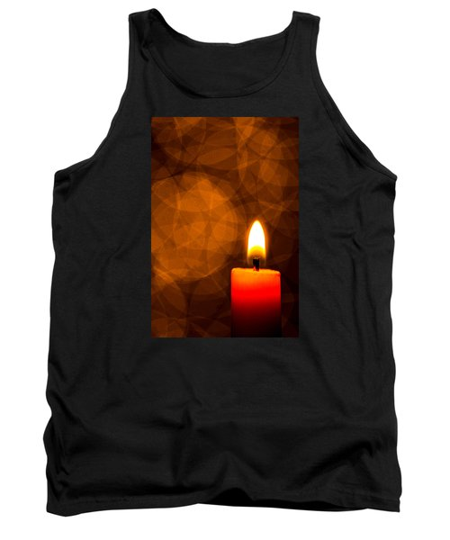 By Candle Light Tank Top