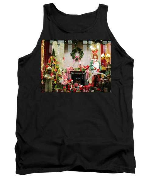 By The Fireplace Tank Top