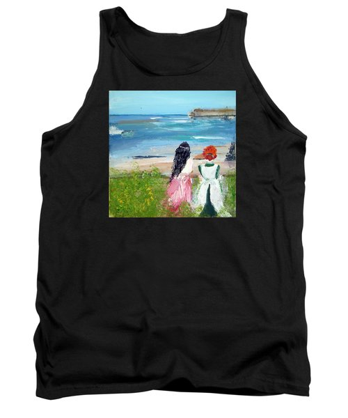 By The Shores By Colleen Ranney Tank Top