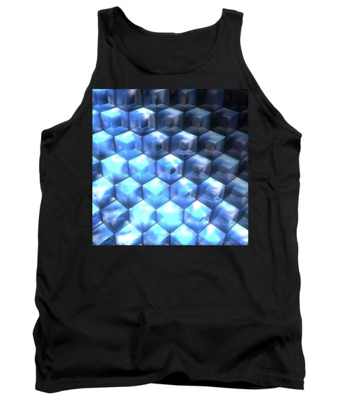 By The Steps Of Atlantis Tank Top