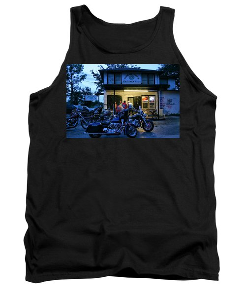 Cabbage Patch Bikers Bar Tank Top