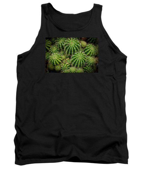 Tank Top featuring the photograph Cacti by Keith Hawley