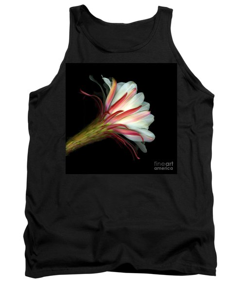 Cactus Flower Tank Top by Christian Slanec