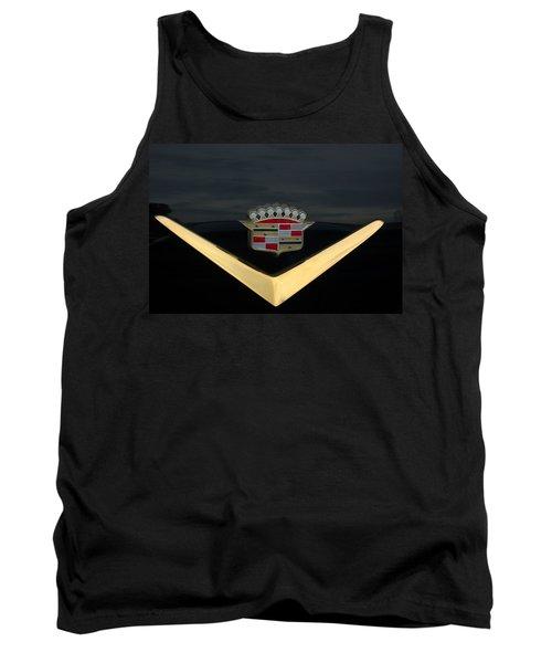 Cadillac Hood Emblem Tank Top