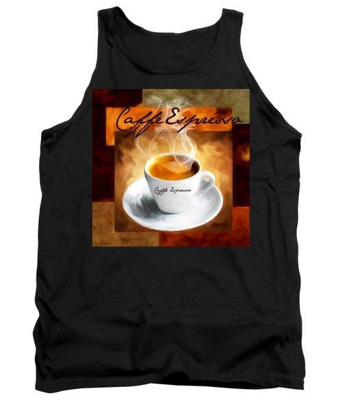 Caffe Espresso Tank Top