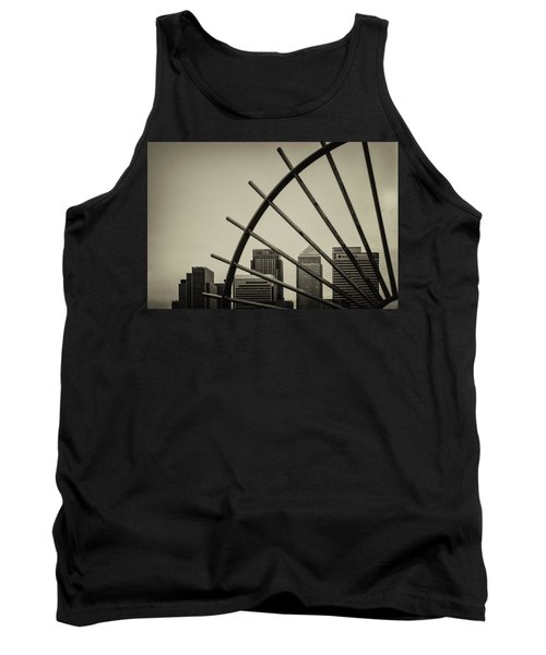Caged Canary Tank Top