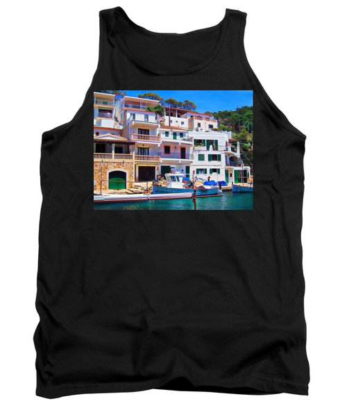 Cala Figuera Tank Top by Andreas Thust