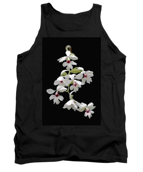 Calanthe Vestita Orchid Tank Top