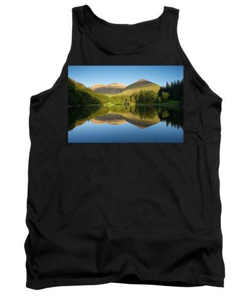 Californian Summer In Glencoe Tank Top by Stephen Taylor