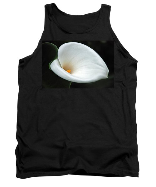 Calla Lilly  Tank Top