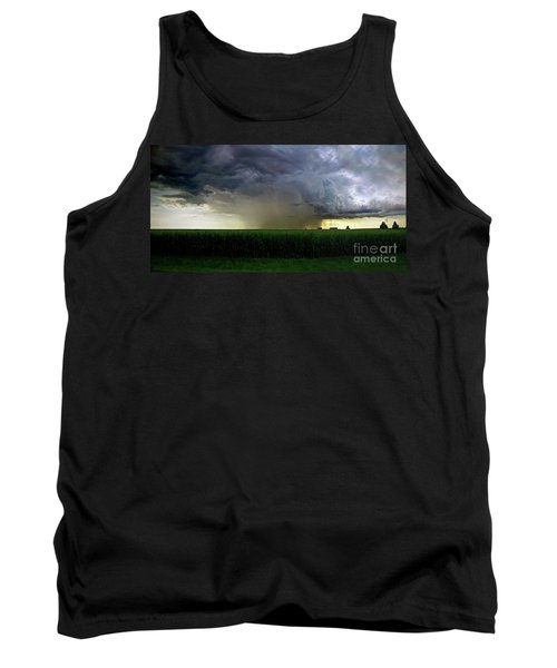 Calm Before The Storm Tank Top by Sue Stefanowicz