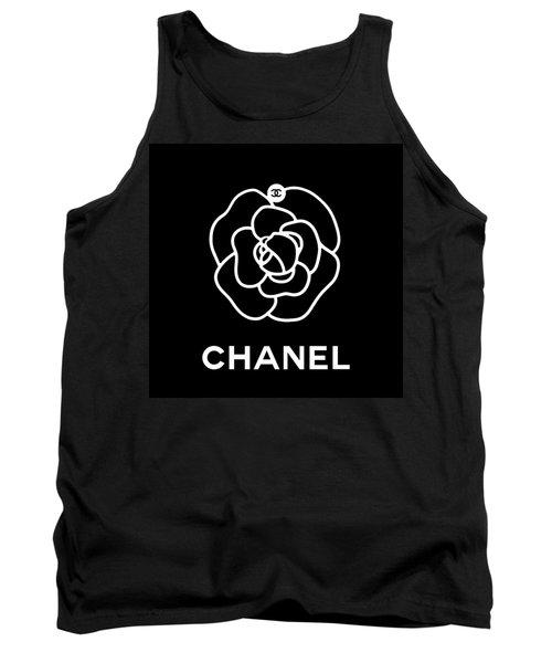 Camellia Chanel Tank Top