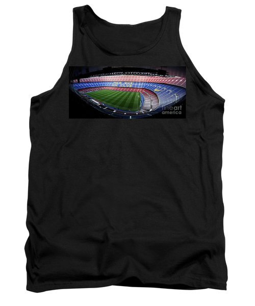 Camp Nou Tank Top