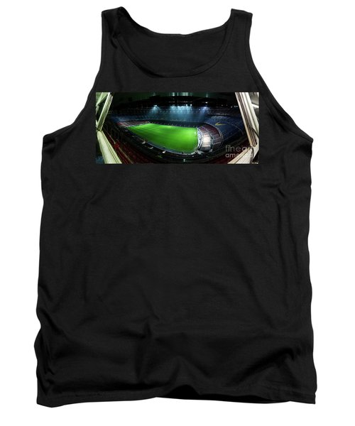 Camp Nou At Night Tank Top