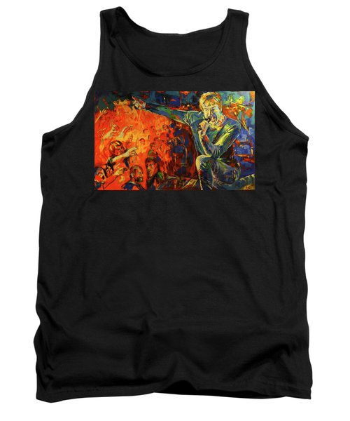 Campino Tank Top by Koro Arandia