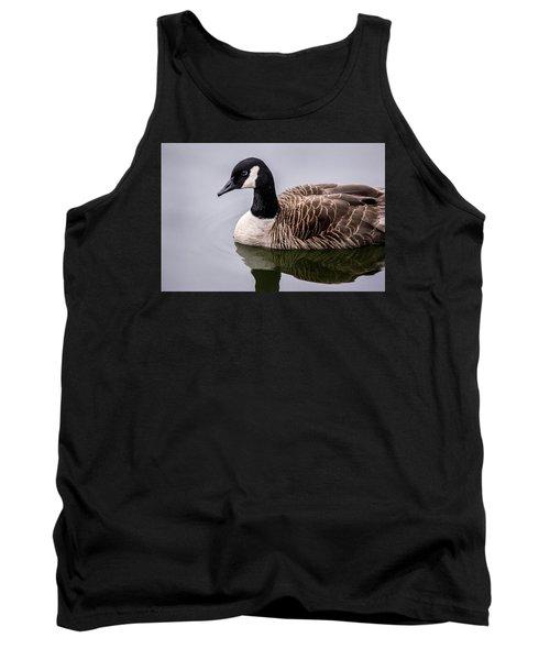 Canadian Goose At Rio Tank Top