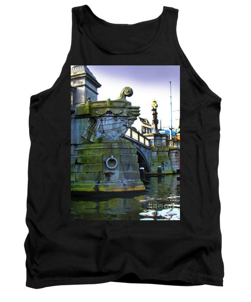 Canals Of Amsterdam Iv Tank Top