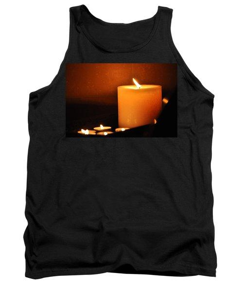 Candlelight Tank Top