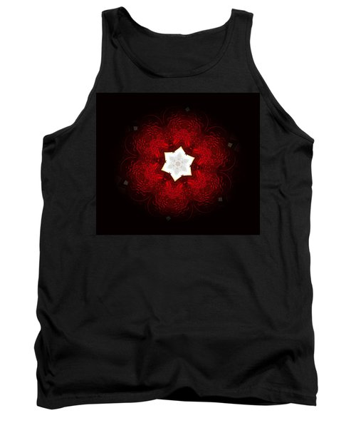 Candy Apple Red Tank Top