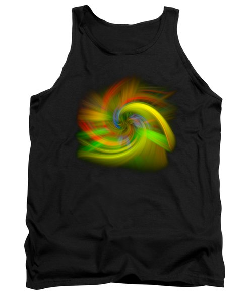 Candy Mountain Twirl Tank Top