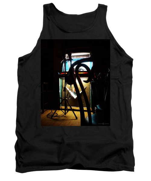 Canned Music Tank Top