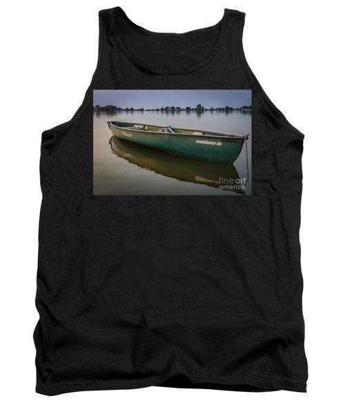 Canoe Stillness Tank Top