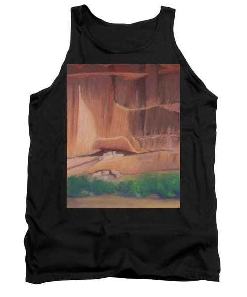Canyon De Chelly Cliffdwellers #2 Tank Top