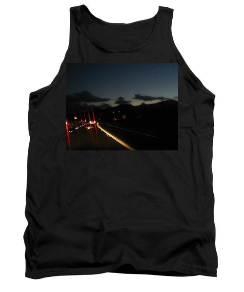 Canyon Road Winter Tank Top