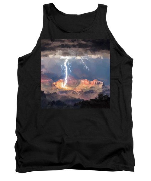 Canyon Storm Tank Top