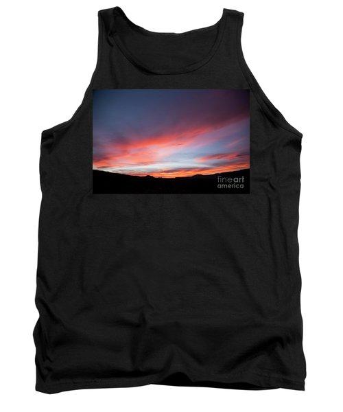 Capital Reef Sunset Tank Top