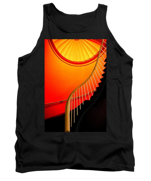 Capital Stairs Tank Top