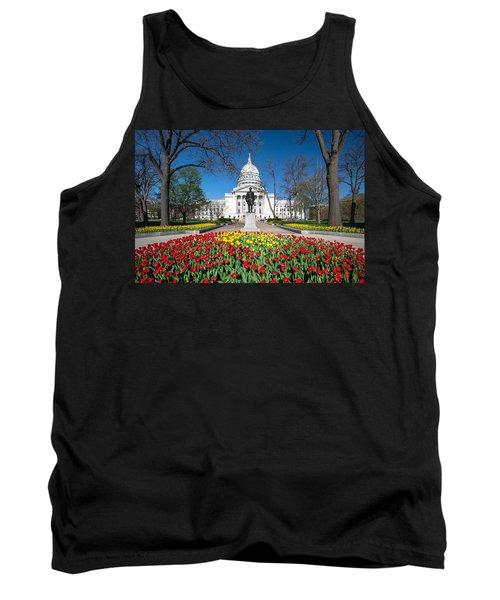 Capitol Tulips Tank Top