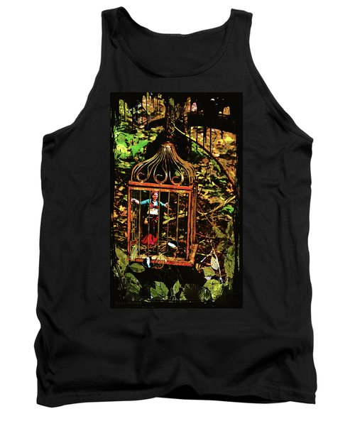 Captured Gypsy Tank Top