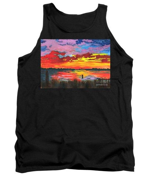 Carolina Sunset Tank Top