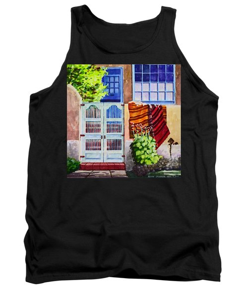 Carpets By The Gate Tank Top