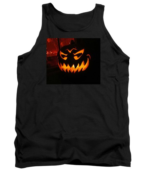 Carved Up 2 Tank Top