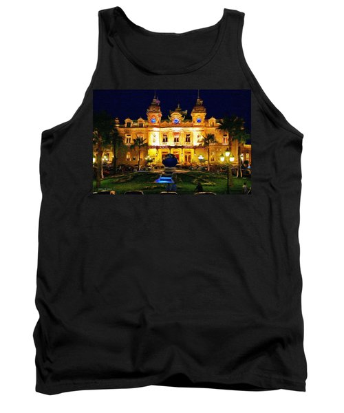 Casino Monte Carlo Tank Top