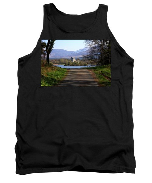 Castle On The Lakes Tank Top