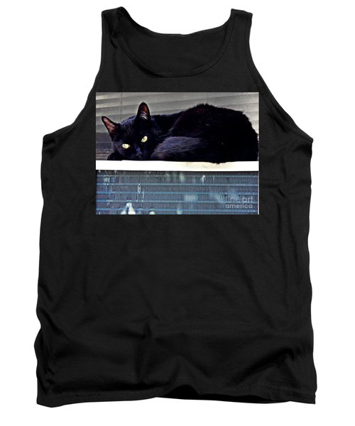 Cat Conditioner Tank Top