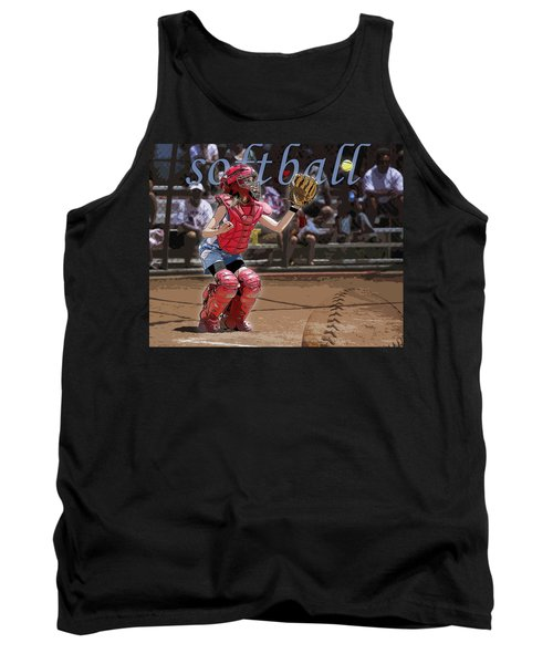 Catch It Tank Top