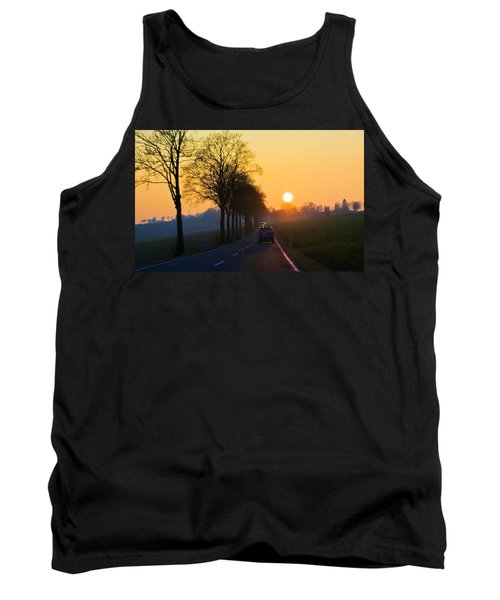 Catching The Sun Tank Top