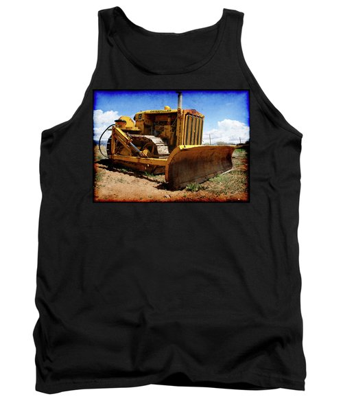 Caterpillar Twenty Two Tank Top