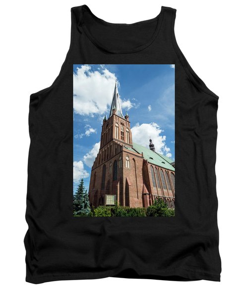 Cathedral Basilica Of St. James The Apostle, Szczecin A Tank Top